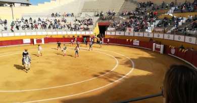 Gran faena de Esaú Fernández en Bolaños de Calatrava