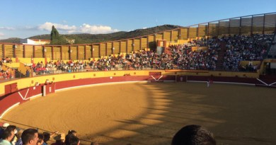 Almodóvar del Campo llena su plaza en un brutal concurso de recortadores
