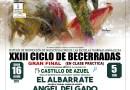 El jurado designa a los seis finalistas del XXIII Ciclo de Becerradas de las Escuelas Taurinas de Andalucía