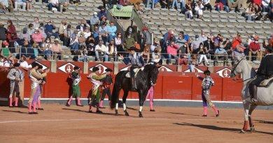 El Juli y Alejandro Marcos puntúan en Salamanca