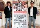Diego Ventura dará la alternativa en Fuengirola a Ferrer Martín con Leonardo como testigo