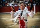 Oreja para Daniel Luque en la penúltima de la Feria de Otoño de Madrid