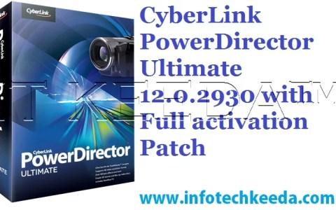 Download CyberLink-PowerDirector