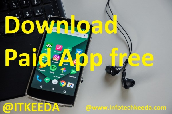 Download paid app free trick