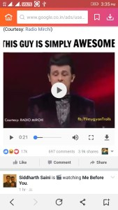 Download video from Facebook twitter instagram youtube