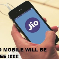 JIO Phone will be free