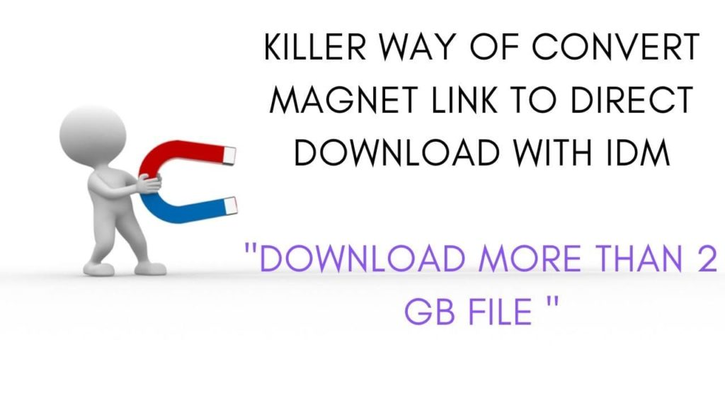 convert torrent file to magnet