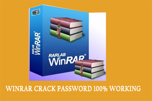 WinRAR crack password