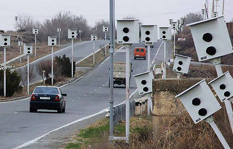 Радары скорости