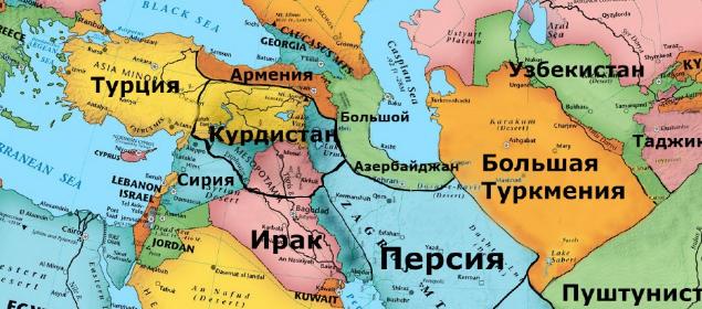 расширении Азербайджана
