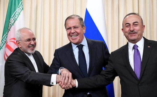 межсирийское урегулирование