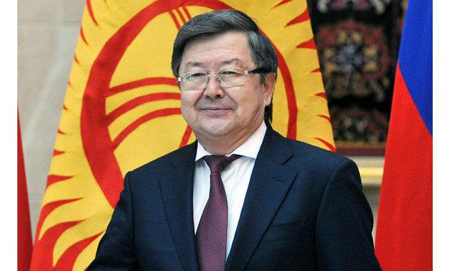 Киргизии задержали