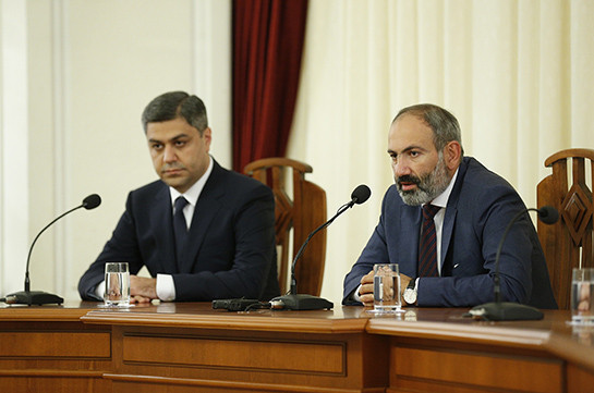 Никола Пашиняна и Артура Ванецяна хотят нейтрализовать?