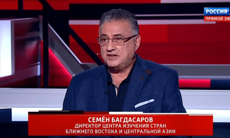 Багдасаров посоветовал Жириновскому изгнать из ЛДПР провокатора Савельева