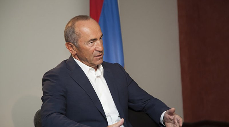 Кочарян арестован