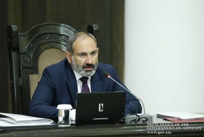 Армения предложила передать полномочия в Совбезе ОДКБ Николу Пашиняну