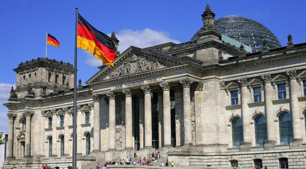 Германии правительство