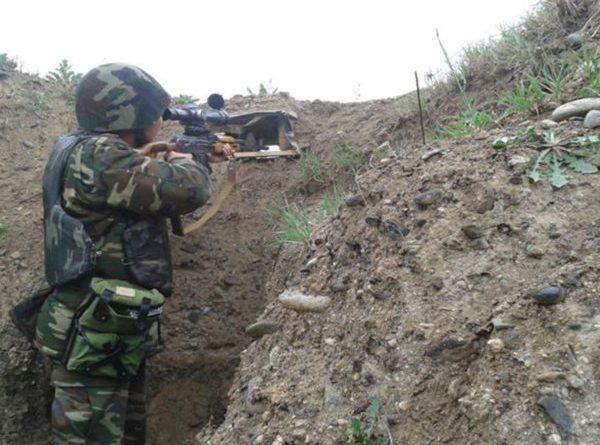 азербайджанский оккупант