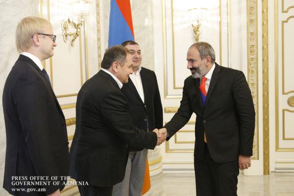 В Армении будет начато производство сельскохозяйственной техники