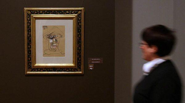 картину Пикассо