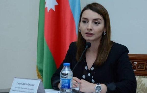 Лейла Абдуллаевой