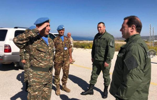 армянскими миротворцами