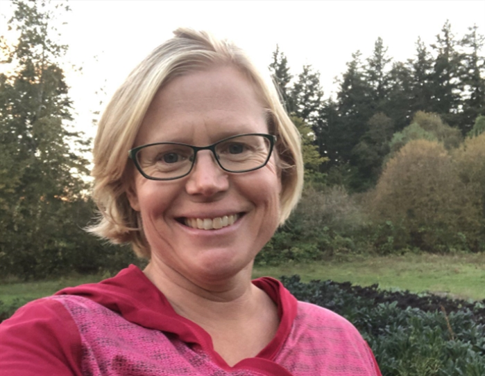 Heather Stretch runs a diversified organic farm on Vancouver Island. This was her first year using farm management software to help with paperwork for her organic certification.