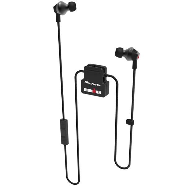 Fone de Ouvido Pioneer Ironman Wireless SE-IM6BT-B - Preto