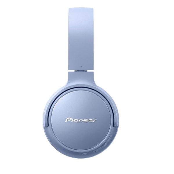 Fone de Ouvido On Ear Pioneer S3 Wireless SE-S3BT-L Bluetooth Sem fio – Azul
