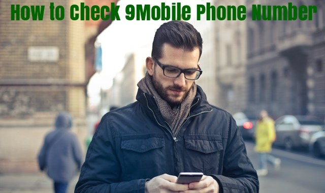 How to Check 9Mobile Phone Number