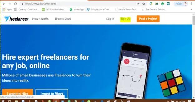 Getting started on Freelancer.com, best freelancing site