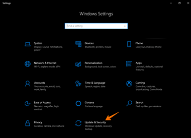 How to Fix Windows 10 Black Screen with cursor after an update 2