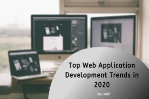 web application development trends