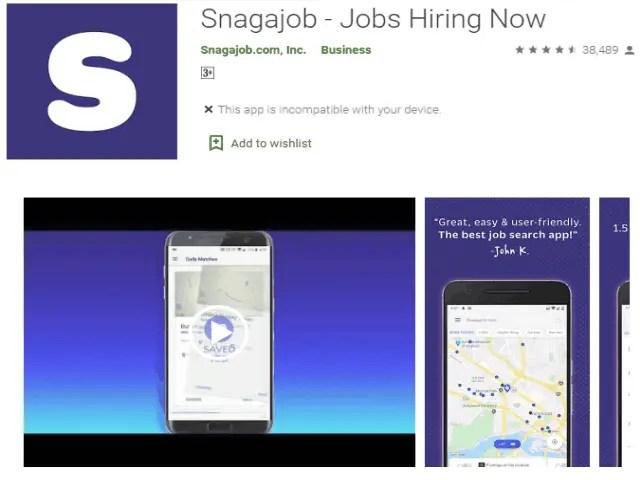 Snagajob - Jobs Hiring Now