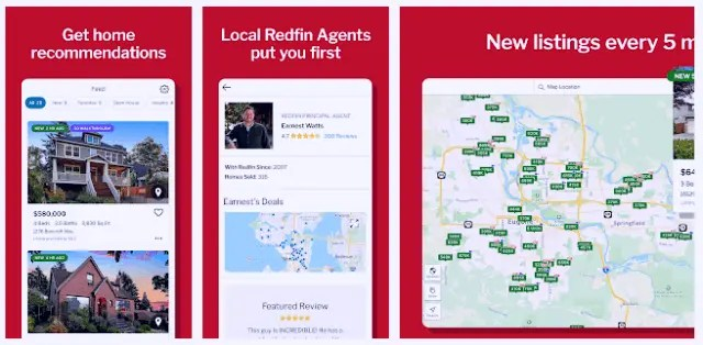 Best Real Estate Apps 2021 - Buy And Sell Your Home - Redfin Real Estate - Search and Find Homes for Sale