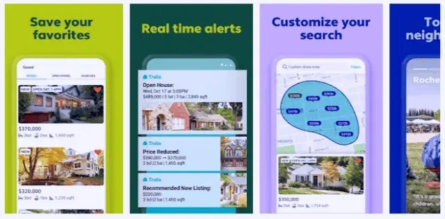 Buy And Sell Your Home - Trulia Real Estate - Search Homes For Sale and Rent
