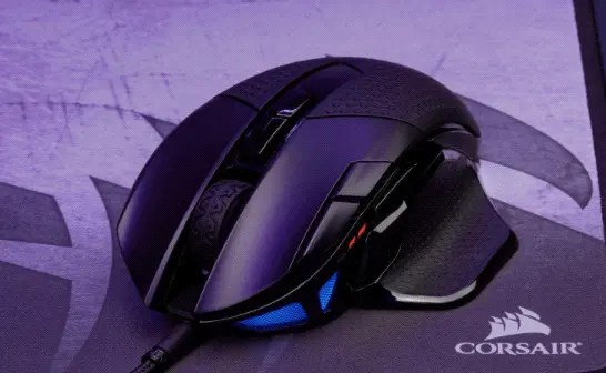 Corsair gaming Mouse Nightsword RGB Review 2020 1