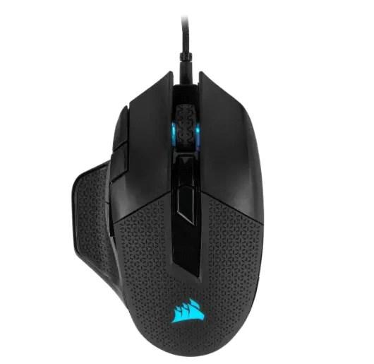 Corsair gaming Mouse Nightsword RGB Review 2020