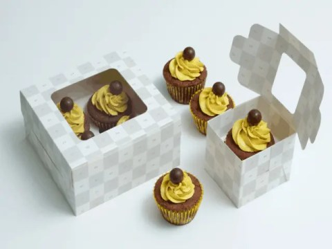 6 Creative Cupcake Packaging Ideas For Your Cupcake Boxes 2