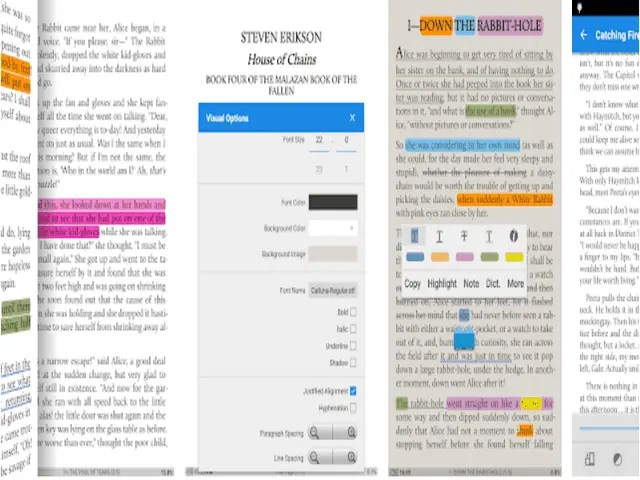 6 Best eBook Reader Apps for Android 2021 6