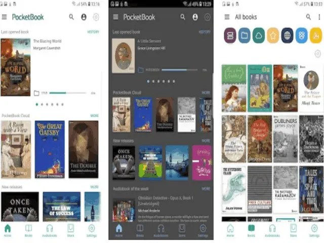6 Best eBook Reader Apps for Android 2021 7