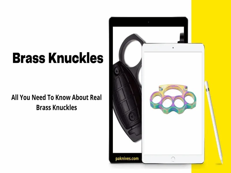 All You Need to Know About Real Brass Knuckles