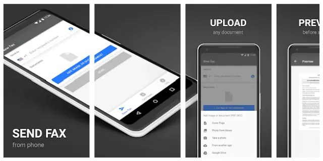 FAX App fax from Phone. Send mobile PDF documents Top Trending Fax App For Android For 2021