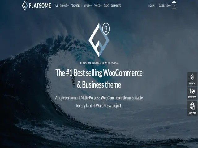 Flatsome Top E-Commerce WordPress Theme For Business In 2021