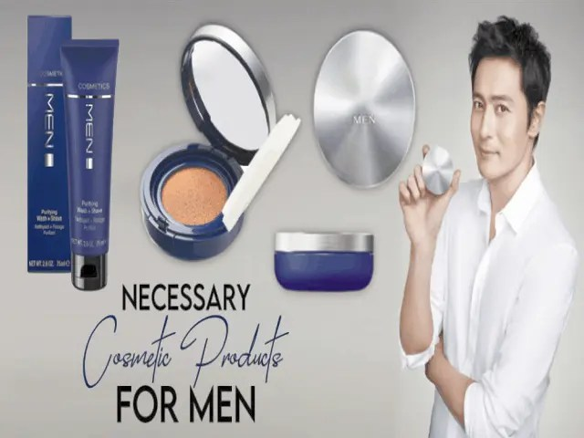 5 Best Cosmetic Products for Men