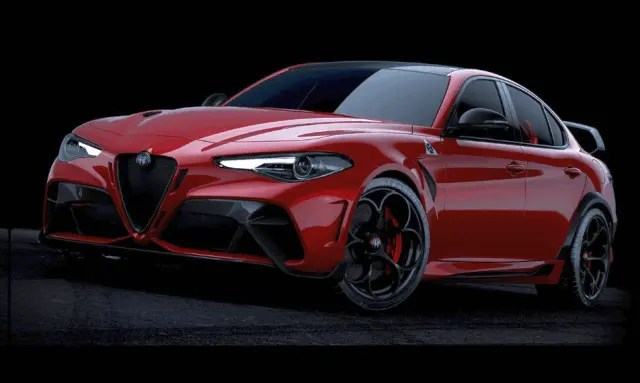 Alfa Romeo Giulia GTA 2021's Line-up 7 Exotic Cars Revealed