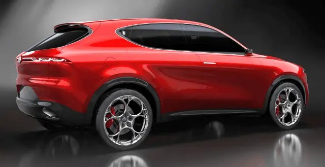 Alfa Romeo Tonale 2021's Line-up 7 Exotic Cars Revealed