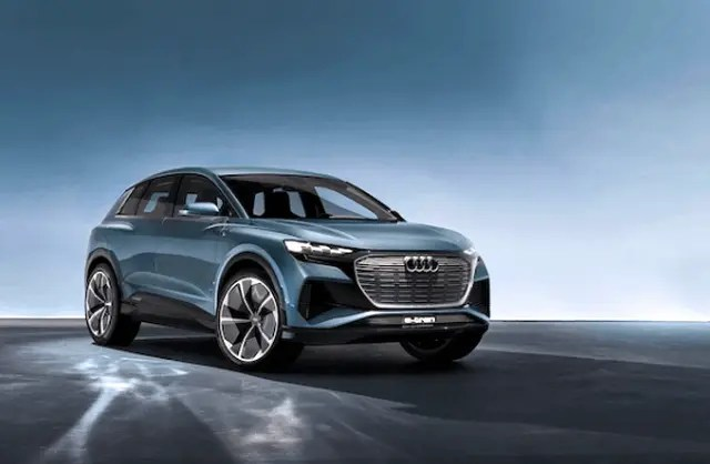 Audi Q4 e-Tron 2021's Line-up 7 Exotic Cars Revealed