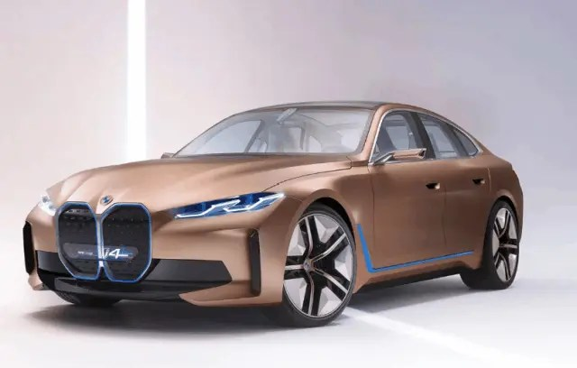 BMW i4 2021's Line-up 7 Exotic Cars Revealed