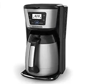 Black and Decker Coffee Maker 10 Best Commercial Coffee Makers